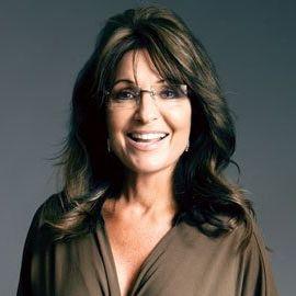 Sarah Palin Headshot