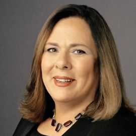 Candy Crowley  Headshot