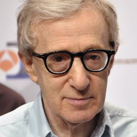 Woody Allen Headshot