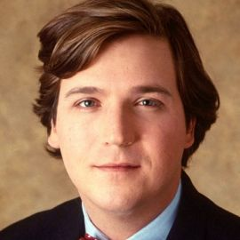 Tucker Carlson Headshot