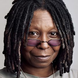 Whoopi Goldberg Headshot