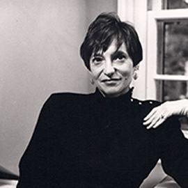 Marjorie Garber Headshot