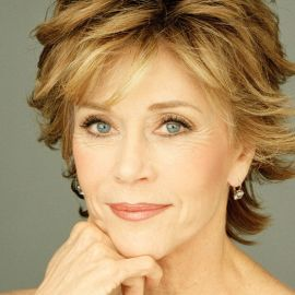 Jane Fonda Headshot