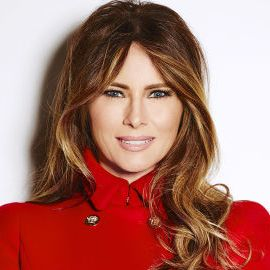 Melania Trump Headshot