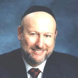 Rabbi Daniel Lapin Headshot