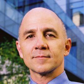 J.D. Kleinke Headshot