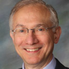 Harvey Fineberg Headshot
