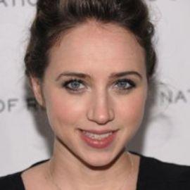 Zoe Kazan Headshot