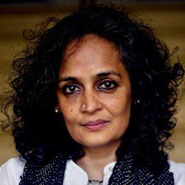 Arundhati Roy Headshot