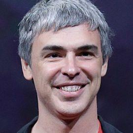 Larry Page Headshot
