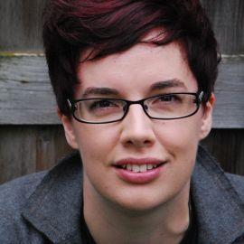 Marieke Nijkamp Headshot