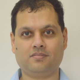 Shrisha Rao Headshot