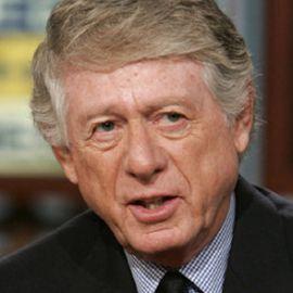 Ted Koppel Headshot