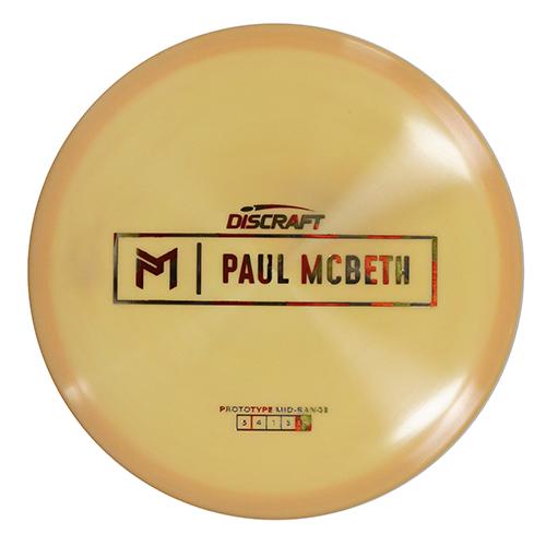 Paul McBeth Prototype Midrange - $19.99