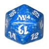 Magic 2014 - D20 Spin Down Life Counter - Blue Thumb Nail