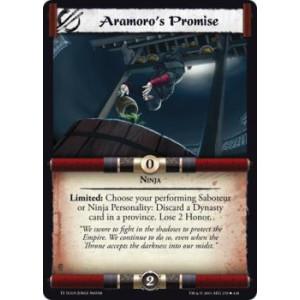 Aramoro's Promise