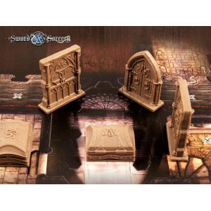 Sword & Sorcery Doors & Chests
