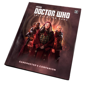 Doctor Who: Gamemaster's Companion
