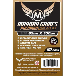 7 Wonders Premium Card Sleeves