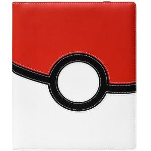 UltraPro 9 Pocket Binder EX - Pokemon - Pokeball