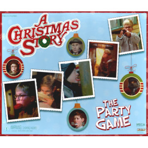 A Christmas Story Party Game
