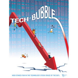 Tech Bubble Card Game
