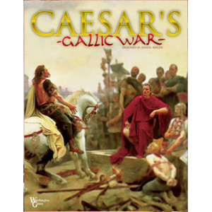 Caesar's Gallic War Board Game