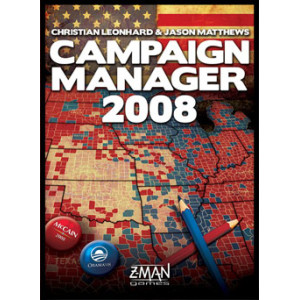 Campaign Manager 2008 Board Game