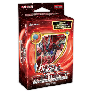 Raging Tempest Special Edition Box