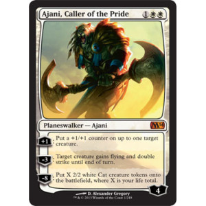 Ajani, Caller of the Pride