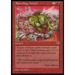 Barreling Attack