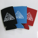 Koozie Can Wrap (Koozie, Axiom Pyramid Logo)