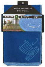 Disc-Dri Towel (Disc Towel, DGA Basket Logo)