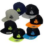 Discraft Buzzz Logo Snapback Adjustable Baseball Cap (Flatbill Snapback Adjustable Baseball Cap, Buzzz Logo (Front left) and Discraft (Back))