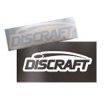 Discraft Logo (Medium Vinyl Lettering, Discraft Logo)