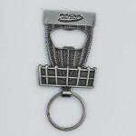 Innova Basket Bottle Opener Key Chain (Key Chain Bottle Opener, -)