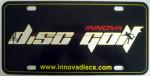 License Plate (License Plate, Innova Disc Golf Logo (Front))