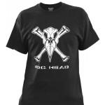 ROC HEAD Logo DryBlend T-Shirt (Short Sleeve) (DryBlend T-Shirt (Short Sleeve), Innova ROC HEAD Logo (Front) and small Innova Logo (Back))