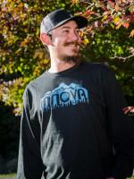 Recover T-Shirt (Long Sleeve) 50-50 Blend (Recover T-Shirt (Long Sleeve), Innova Wilderness Logo)