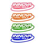 Vinyl Logo (Large Vinyl Logo, Innova Swoosh Outline Logo)
