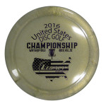 Outlaw (Sparkle Pinnacle Fundraiser, 2016 USDGC Stamp)