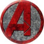 Judge Mini (DyeMax Fuzion, Cracked Avengers Logo)