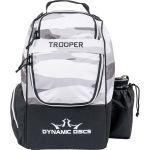 2019 Dynamic Discs Trooper Backpack (18-22) (Trooper Backpack, Standard)