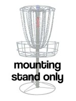 Chainstar Basket -- Mounting Stand (Mounting Stand, -)