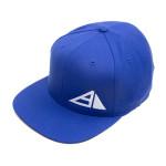 Axiom Pyramid Logo Flatbill Snapback Cap (Flatbill Snapback Cap, Axiom Pyramid Logo)