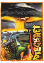 Graffiti Logo Micro Fiber Towel (Micro Fiber Towel, Graffiti Logo)