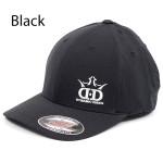 Dynamic Discs Hydro Grid DD Crown Logo Flex Fit Cap (Flex Fit Baseball Cap, DD Crown Logo)