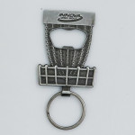 Innova Basket Bottle Opener Key Chain (Key Chain Bottle Opener, -)