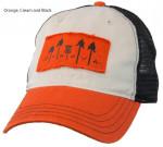 Innova Soft Trees Patch Cap (Soft Mesh Baseball Cap, Innova Trees Logo)