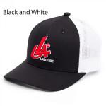 Latitude 64 Sixty-Four Degrees Logo Flex Fit Mesh Baseball Cap (Flex Fit Mesh Baseball Cap, Sixty-Four Degrees)